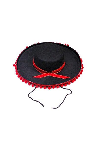 Ufuk Şaka Oyunları Merkezi Yetişkin Meksika Şapka