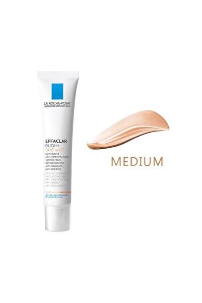 La Roche Posay Effaclar Duo (+) Unifiant - Renkli Bakım Kremi Medium