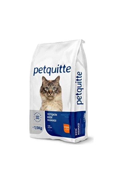 Liva Petquitte Yetişkin Kedi Maması Somonlu 1,5 Kg