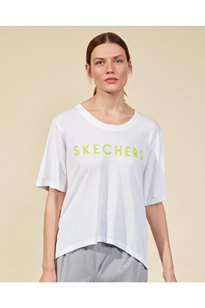 SKECHERS Graphic Tee W Crew Neck T-shirt