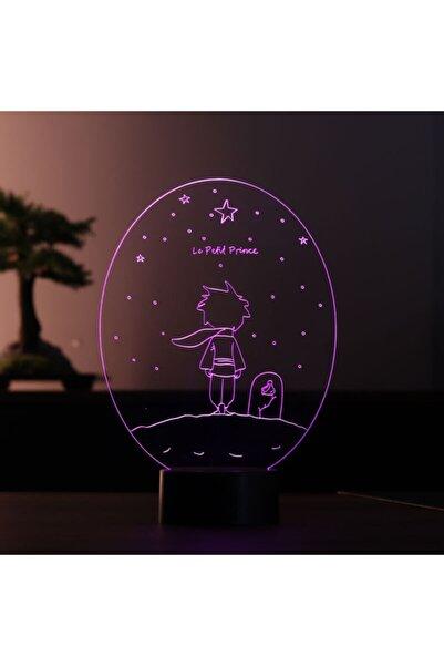 BY-LAMP Küçük Prens Le Petit Prince Lamba