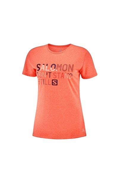 Salomon Comet Classic Tee W Kadın T-shirt Lc1278100