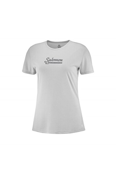 Salomon Comet Classic Tee W Kadın T-shirt Lc1278400