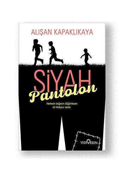 Yediveren Yayınları Siyah Pantolon