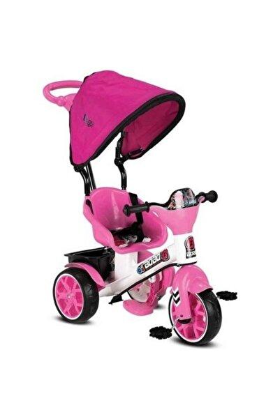 BabyHope Bobo 121 Speet Itmeli Çocuk Bisikleti Üç Tekerlekli Bisiklet