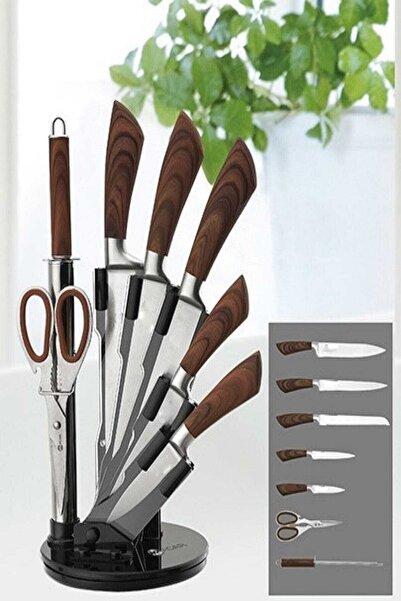 ACAR 7 Parça Bıçak Seti Paslanmaz Çelik
