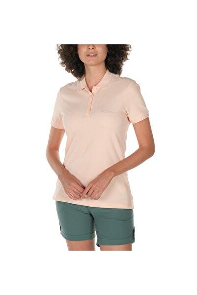 Columbia W Cascade Range Solid Kadın Polo T-shirt Iı