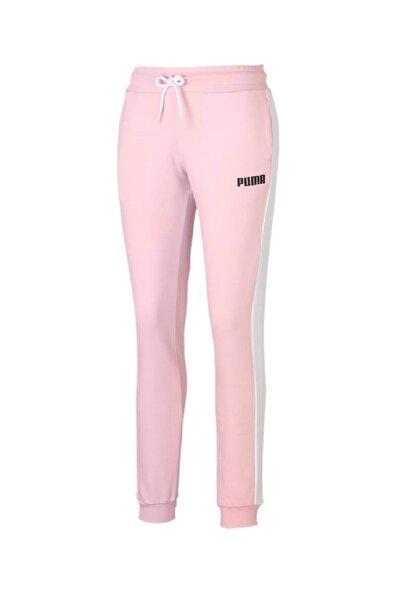 Puma Kadın Spor Eşofman Altı - Sweat Pants Crystal Rose - 58734901