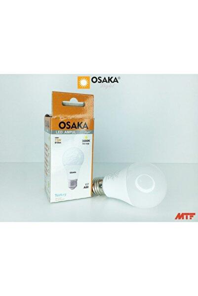 Osaka Light 10w A60 Led Ampul E27 10w-günışğı