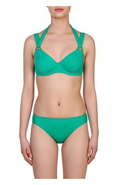 Zeki Triko Kadın Yeşil Bikini 1762 Y