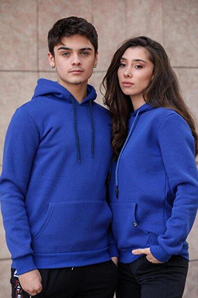 Terrenova Sax Kapüşonlu Sweatshirt Sevgili Kombin Satış Fiyatı 1 Adet Fiyatıdır
