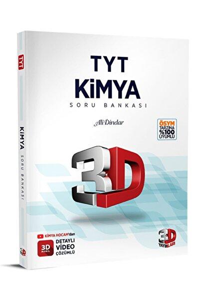 Çözüm Yayınları Tyt 3d Kimya Tamamı Video Çözümlü Soru Bankası | Ali Dindar | Çöz