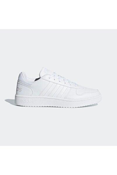 adidas Kadın Beyaz Bağcıklı Sneaker B42096