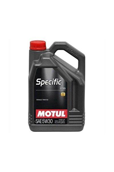 Motul Specific 0720 5w-30 Motor Yağı 5 Litre