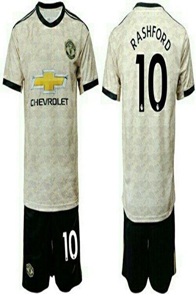 tşortland Man United Gold Deplasman Forması