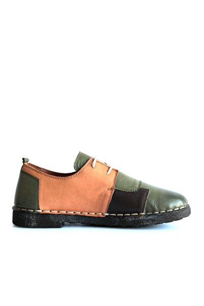 Beta Shoes Kadın Yeşil Ayakkabı