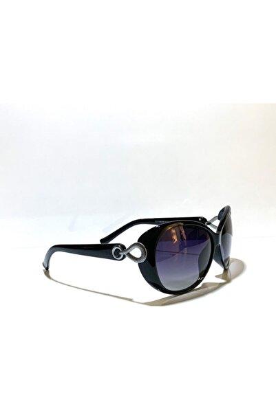 Zoom Kadın Siyah Gözlük