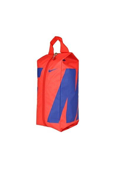 Nike Unisex Kırmızı Mavi Ayakkabı El Krampon Çantası Ba4926-657