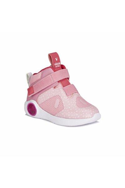 Vicco Kız Çocuk Pembe Ortopedik  Spor Ayakkabı