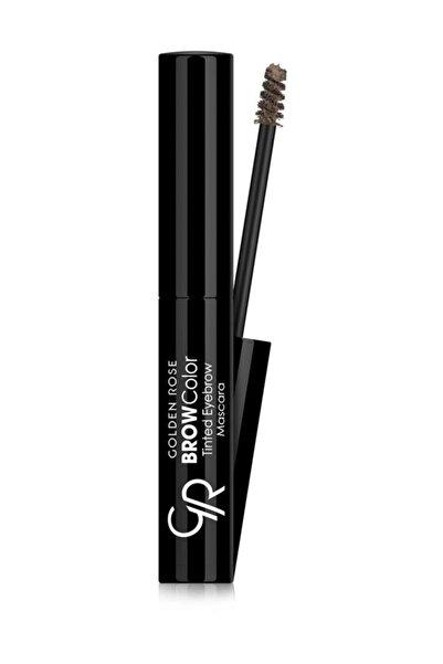 Golden Rose Brow Color Tınted Eyebrow Mascara No:01