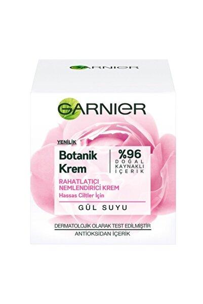 Garnier Gül Suyu Botanik Rahatlatıcı Nemlendirici Krem 50 Ml