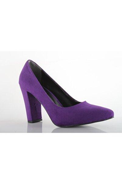 Almera Mor Kadın Casual Ayakkabı Almera 800-14P