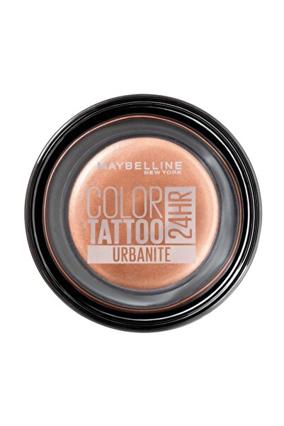 Maybelline New York Krem Göz Farı Color Tattoo 24HR 170 Urbanite 3600531581480