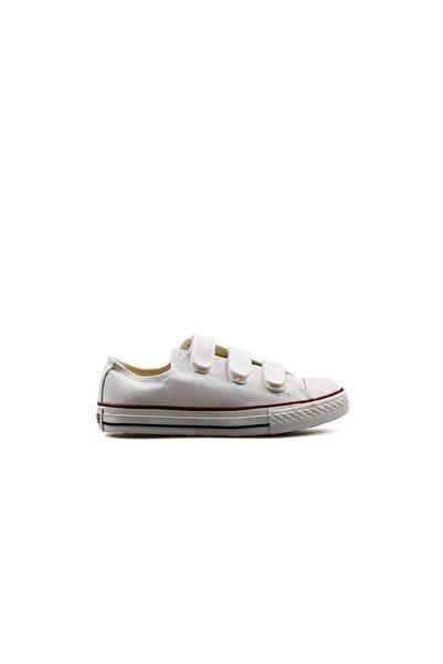 converse Çocuk Beyaz  Günlük Ayakkabı 3v607 3v607
