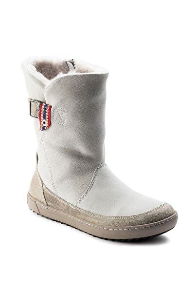 Birkenstock Woodbury Beyaz Çizme