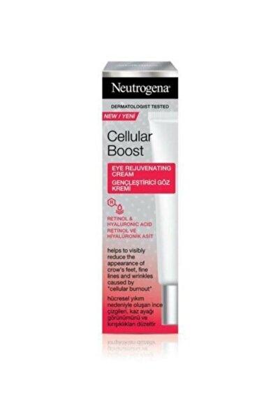 Neutrogena Cellular Boost Gençleştirici Göz Kremi 15 ml