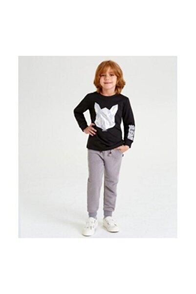 Wonder Kıds Wonder Kids Siyah Sweatshirt