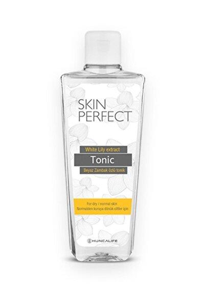 Huncalife Skin Perfect Zambak Özlü Aydınlatıcı Tonik 200 ml
