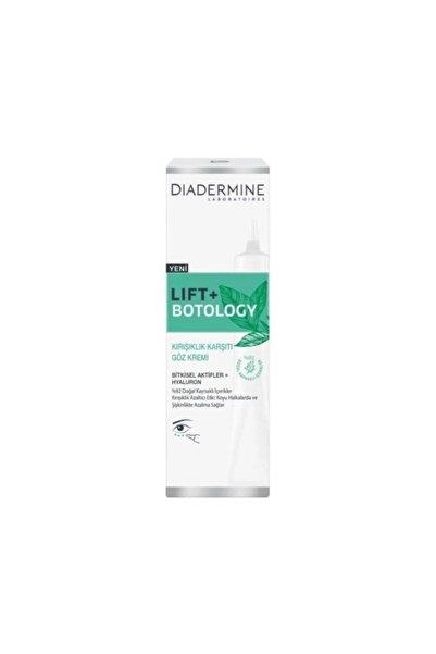 Diadermine Lift + Botology Kırışıklık Karşıtı Göz Kremi 15 ml