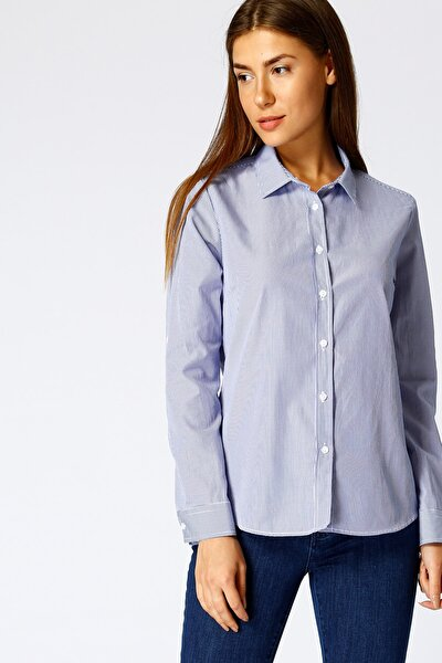 LİMON COMPANY Kadın Renkli Gömlek 502956182