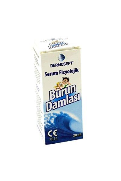 DERMOSEPT Serum Fizyolojik Burun Damlası 20 ml