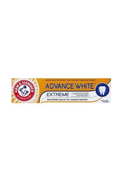 Arm&Hammer 3 Tona Kadar Beyazlatıcı Diş Macunu - Advance White 75 ml 5010724525043