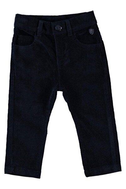 Monna Rosa Erkek Çocuk Lacivert Kadife Pantolon