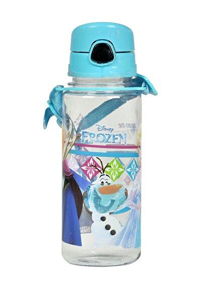 Hakan Çanta Frozen Elsa Lisanslı Kız Çocuk Okul Suluk - Matara 500 Ml Mavi