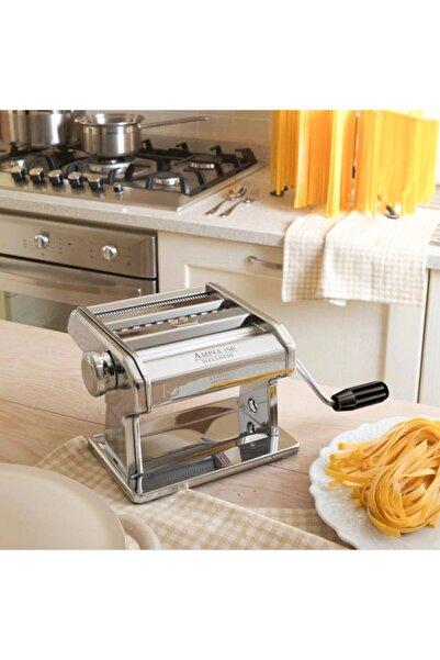 İtalyano Garantili Titania Erişte Makarna Yapma Kesme Makinesi Italyan Kalitesi