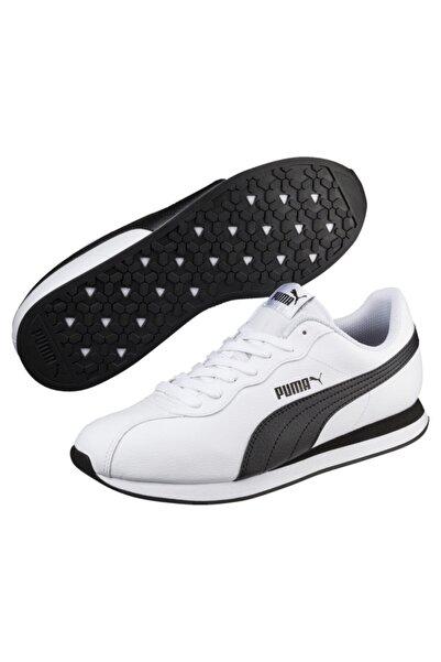 Turin II White-White Erkek Spor Ayakkabı