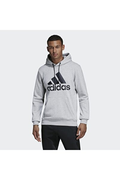 adidas Erkek Sweatshirt - Mh Bos Po Ft - DT9947