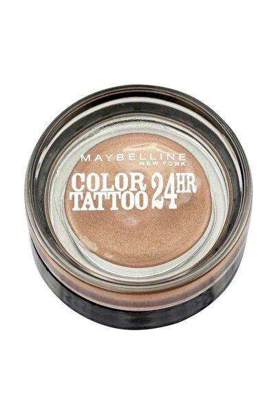 Maybelline New York Göz Farı - Color Tattoo 35 On and On Bronze 3600530777594
