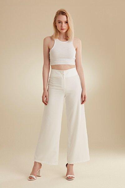 Venn Yüksek Bel Pantolon