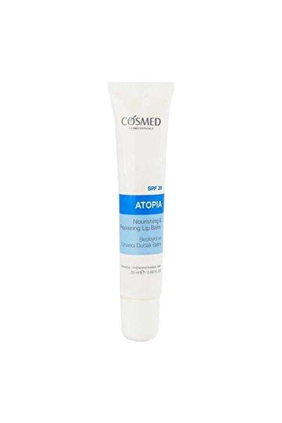 COSMED Atopia Besleyici Ve Onarıcı Dudak Balmı 20 ml