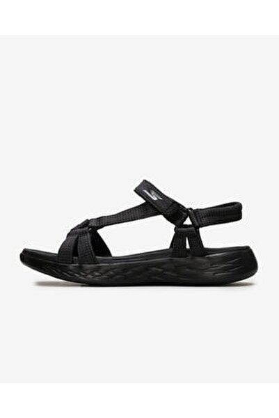 On-the-go 600 - Brilliancy Kadın Siyah Sandalet 15316 Bbk