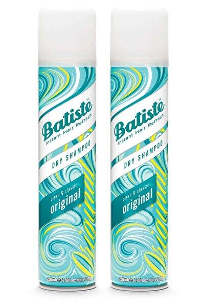 Batiste Orijinal Kuru Şampuan - Original Dry Shampoo 200ml X 2