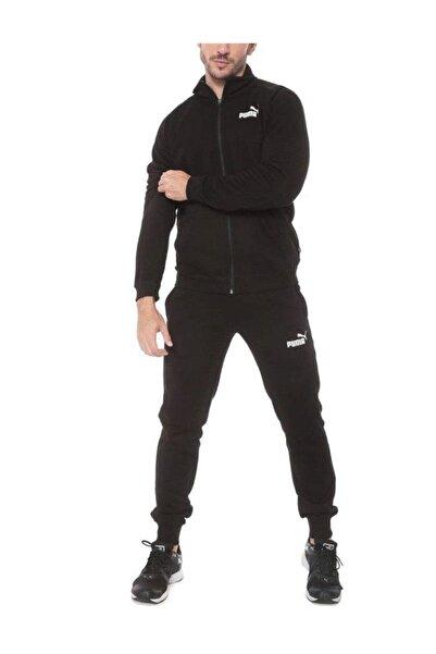 Puma Clean Sweat Suit Erkek Eşofman Takımı 583598-01