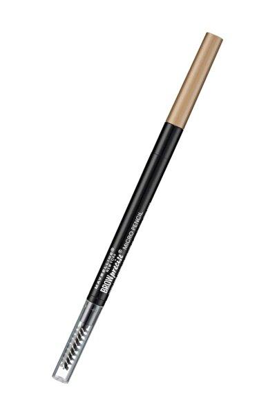 Maybelline New York Kaş Kalemi - Brow Precise Micro Pencil 01 Blonde 3600531357610