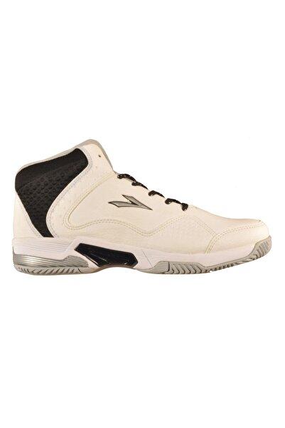LIG Kadın Beyaz Siyah Basketbol Ayakkabı