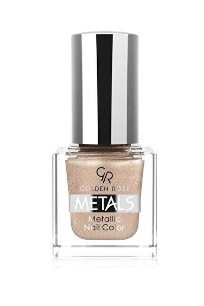 Golden Rose Metalik Oje - Metals Metallic Nail Color No: 106 8691190779061